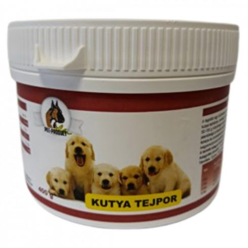 Pet Product Kutya tejpor 400gr